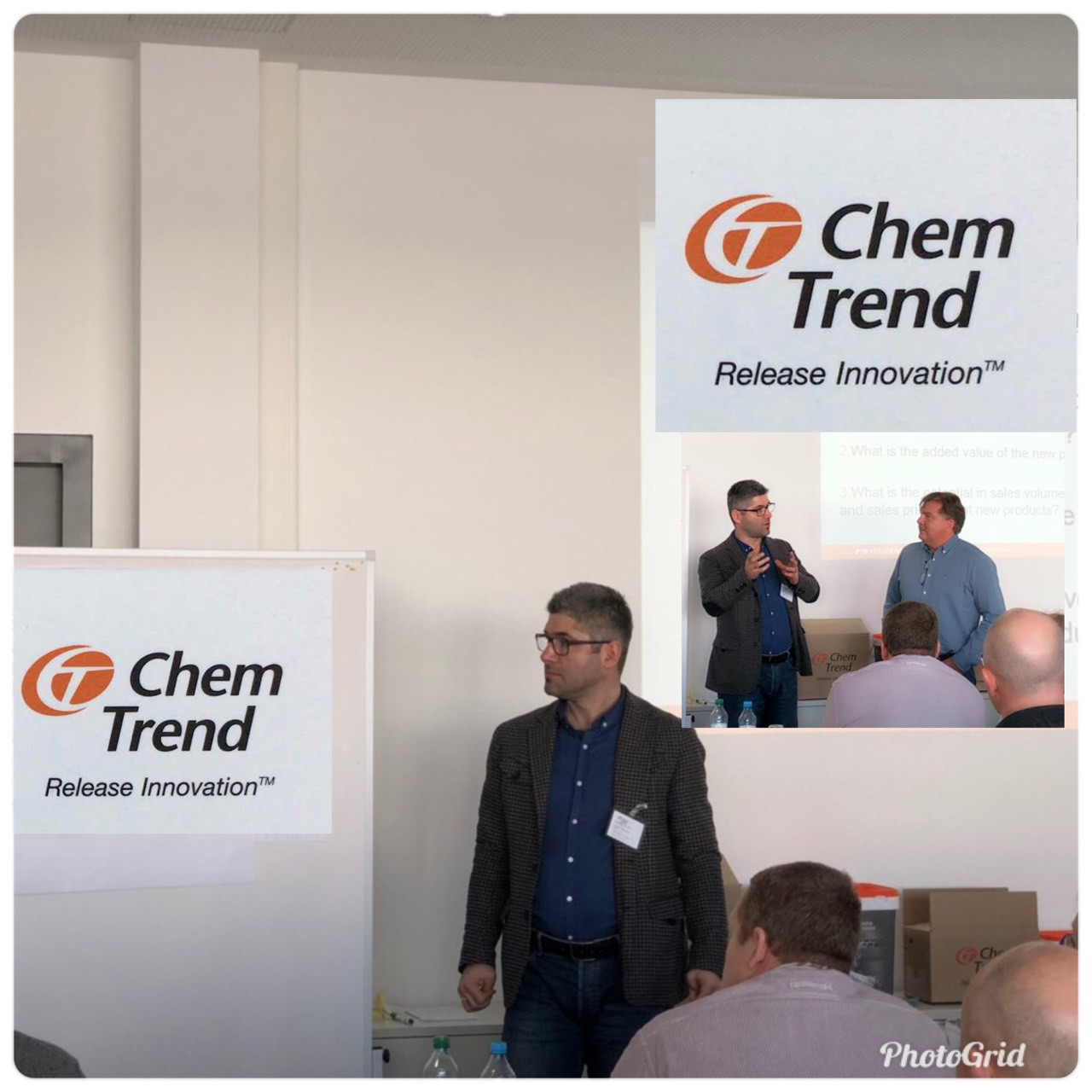 Chem-Trend European Distribution Meeting for thermoplasts